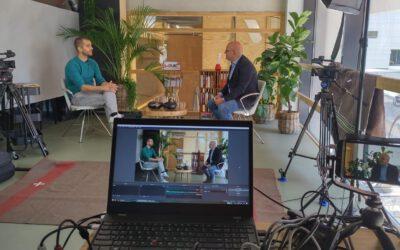 DUIC interview: Joep Janssen presenteert HoloMoves!