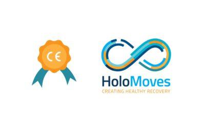 HoloMoves CE geclassificeerd als medisch hulpmiddel